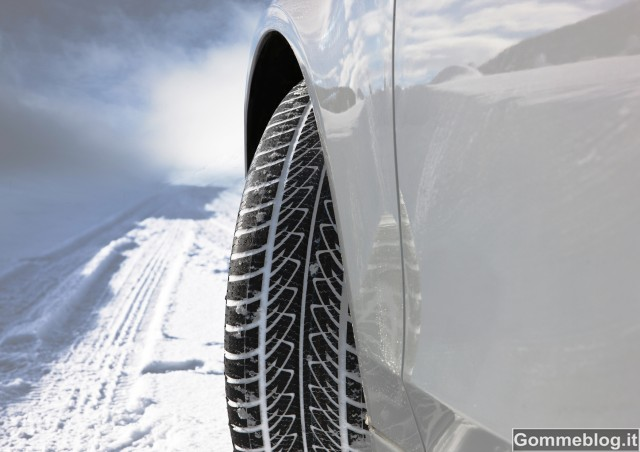 Goodyear UltraGrip 8 Performance: pneumatici invernali neve e ghiaccio