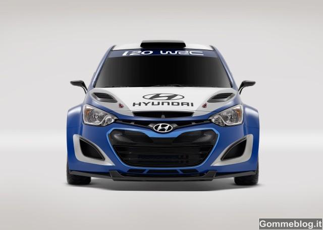 Hyundai i20 WRC: ritorno nel Mondiale Rally FIA
