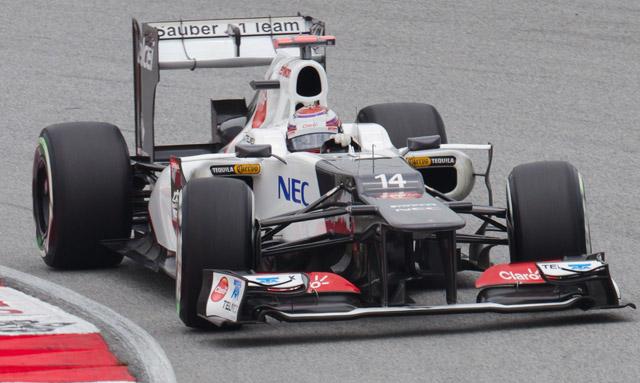 """F1 Giappone: Kobayashi (Sauber), """"difficile completare un giro perfetto"""""""
