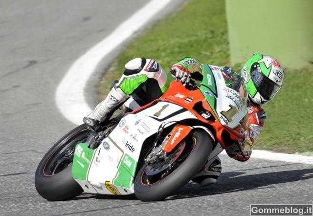 Pirelli: un 2012 di successo tra Superbike CIV, Stock 1000 e Stock 600 2