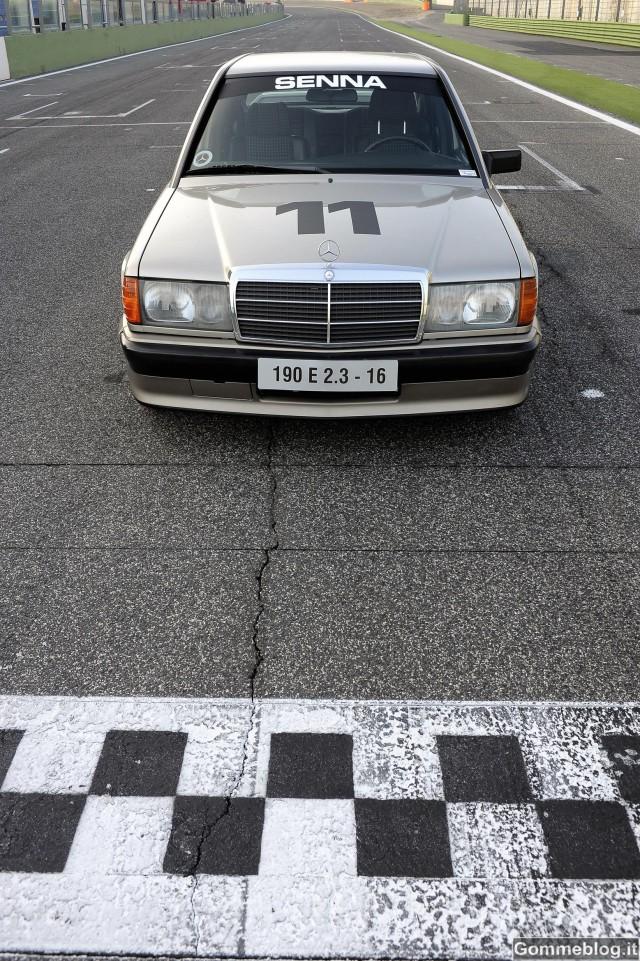 """Mercedes, 30 anni di Classe C: da """"Baby Benz"""" a Bestseller 6"""