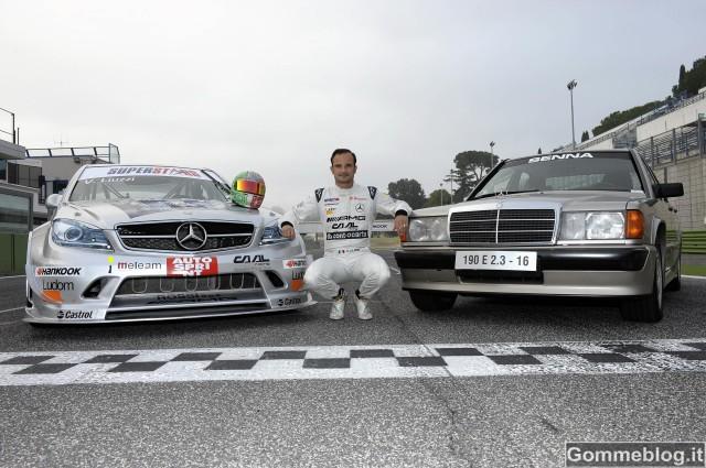 """Mercedes, 30 anni di Classe C: da """"Baby Benz"""" a Bestseller 5"""