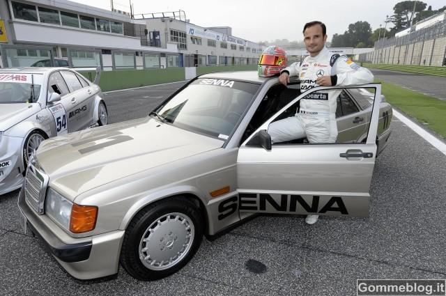 """Mercedes, 30 anni di Classe C: da """"Baby Benz"""" a Bestseller"""