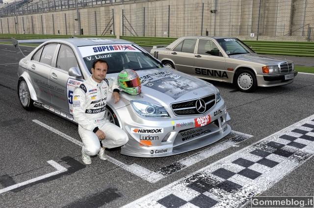 """Mercedes, 30 anni di Classe C: da """"Baby Benz"""" a Bestseller 2"""