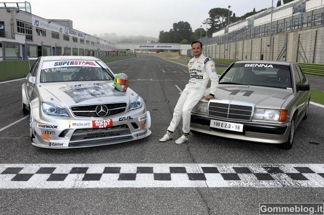 """Mercedes, 30 anni di Classe C: da """"Baby Benz"""" a Bestseller 4"""
