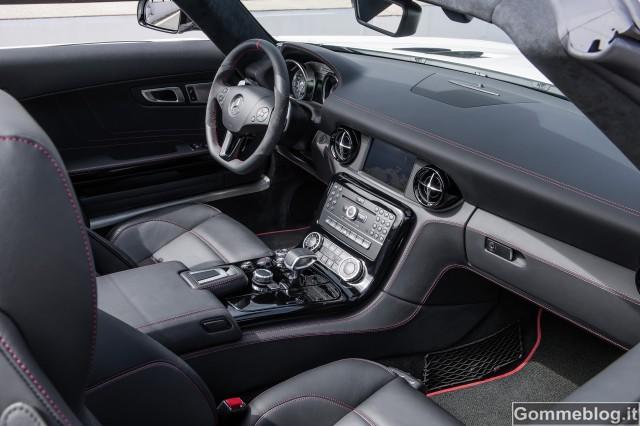 Mercedes SLS AMG GT 3