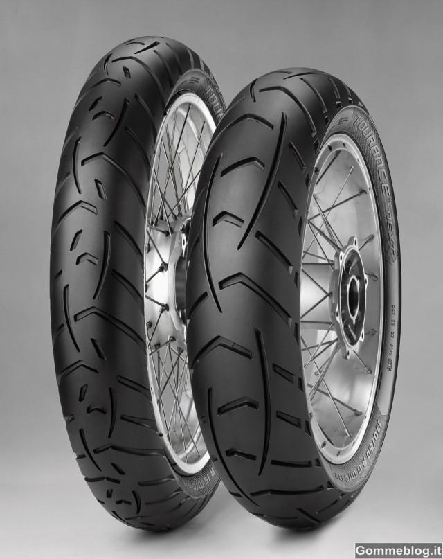 Metzeler Tourance Next: nuovi pneumatici Moto Sport Touring 4