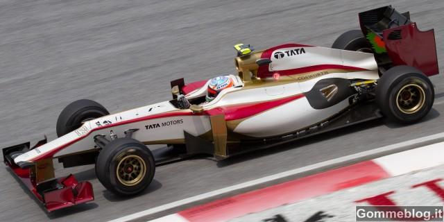 F1 India: Intervista a Narain Karthikeyan, HRT