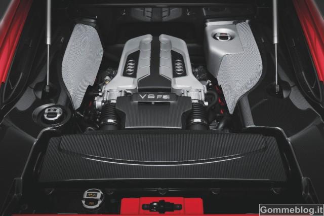Nuova Audi R8: Report Completo su Tecnica e Performance 3