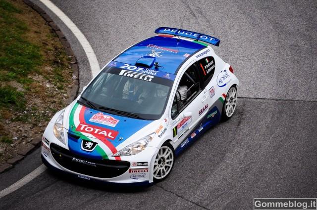 Rally di Sanremo: la sfida corre sull'asfalto