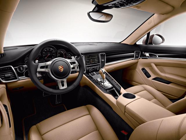 Porsche Panamera Platinum Edition: Esclusiva ed Elegante 2