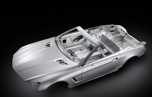 Mercedes SL vince l'EuroCarBody Award 2012