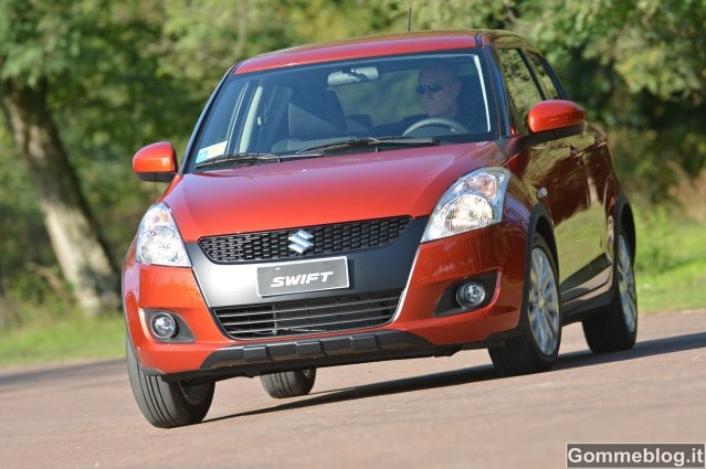 Suzuki Swift 4×4 Outdoor: nuovo crossover compatto a trazione integrale