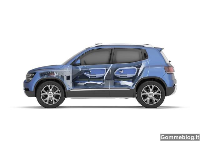 VW Taigun: ecco come sarà il nuovo SUV Volkswagen 3