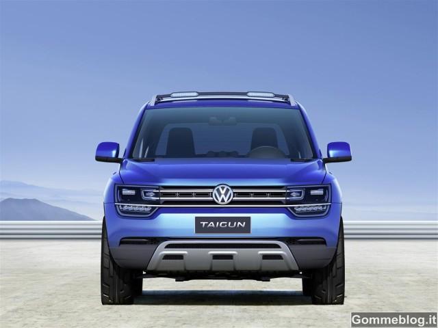 VW Taigun: ecco come sarà il nuovo SUV Volkswagen