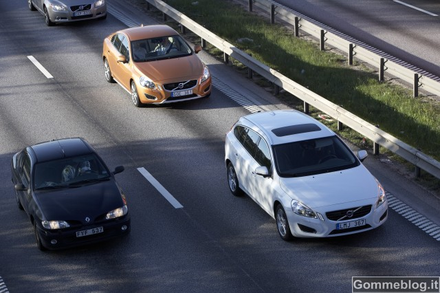 Volvo dice STOP allo Stress al Volante. Nuova Tecnologia dal 2014