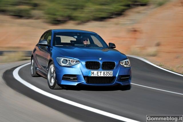 Nuova BMW Serie 1 3 porte: arrivano 120d xDrive e M135i xDrive