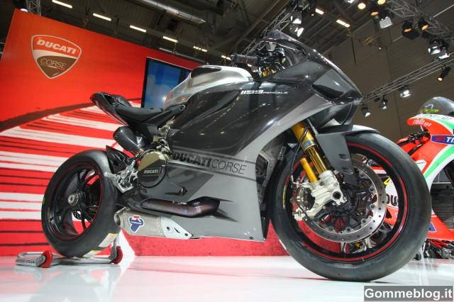 Ducati 2013: Raffica di novità ad INTERMOT