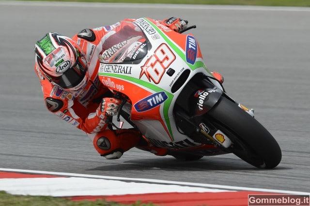 """MotoGP Malesia: Nicky Hayden, """"Queste sì che erano condizioni difficili"""""""