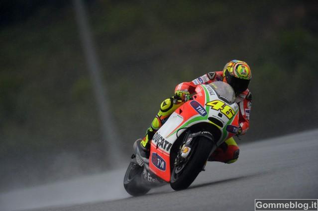 """MotoGP Malesia: Valentino Rossi, """"potevo arrivare quarto"""""""