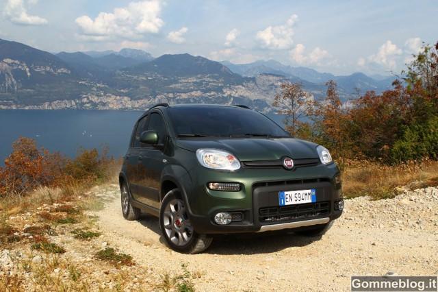 Nuova Fiat Panda 4x4 9
