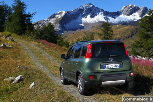 Nuova Fiat Panda 4x4 2