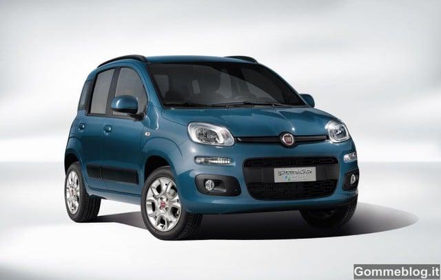 Panda Metano e GPL: si amplia la gamma 'ecologica' di Fiat