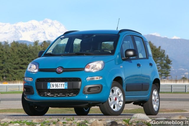 Fiat Panda EasyPower GPL - Benzina 6