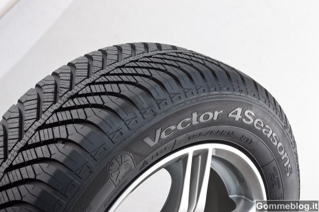 Goodyear Vector 4Season: pneumatici 4 stagioni M+S 2