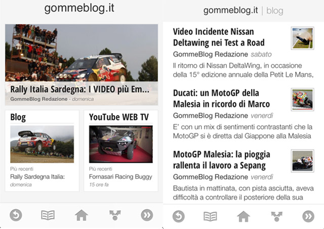 Gommeblog.it sbarca su Google Currents: per Smartphone e Tablet