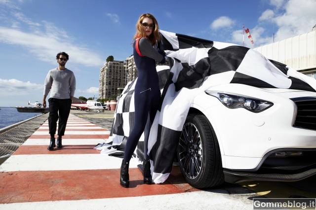 Infiniti FX Vettel Edition: il crossover sportivo da campioni del mondo 3