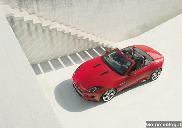 Jaguar F-Type: Tecnica e Performance [FOTO] [VIDEO] 6