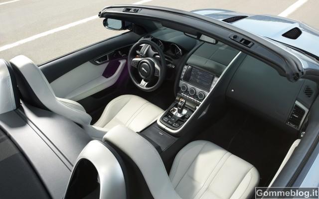Jaguar F-Type: Tecnica e Performance [FOTO] [VIDEO] 3