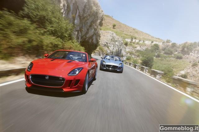 Jaguar F-Type: Tecnica e Performance [FOTO] [VIDEO] 2