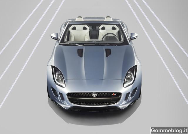 Jaguar F-Type: Tecnica e Performance [FOTO] [VIDEO] 5