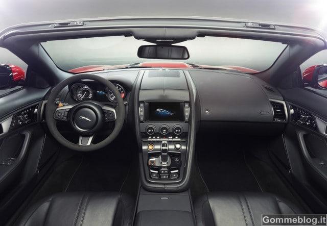 Jaguar F-Type: Tecnica e Performance [FOTO] [VIDEO] 4