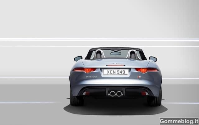Jaguar F-Type: Tecnica e Performance [FOTO] [VIDEO] 7