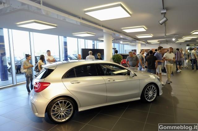 Mercedes Classe A 220 CDI: 170 CV e cambio 7G-DCT 2