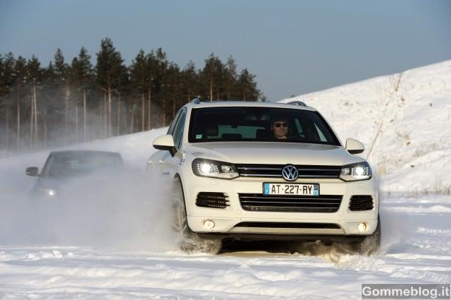 Michelin Latitude Alpin LA2: la nostra prova in Lettonia