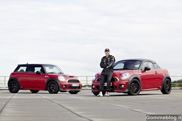 MINI Coupé: un go-kart feeling da brivido