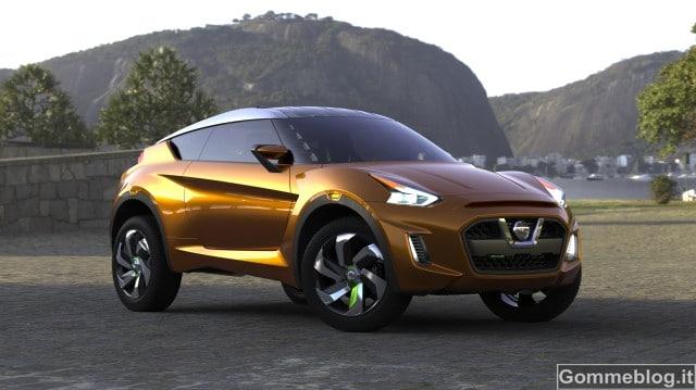 Nissan: le novità esposte al Motor Show di San Paolo del Brasile