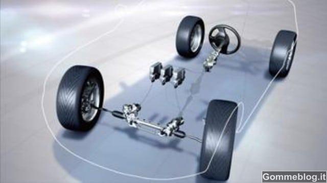 Nissan: Innovativo sistema di sterzo a controllo indipendente