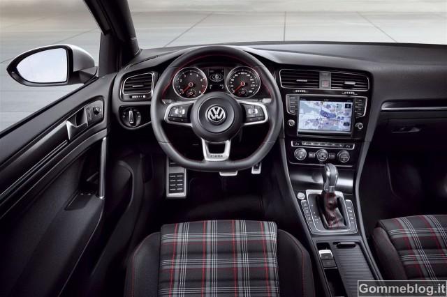 Nuova VW Golf GTI Prototipo 3
