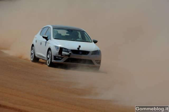 Nuova Seat Leon: Video Test Estremo
