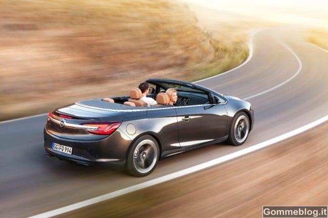Opel Cascada: la nuova Cabrio Atletica e Seducente 2