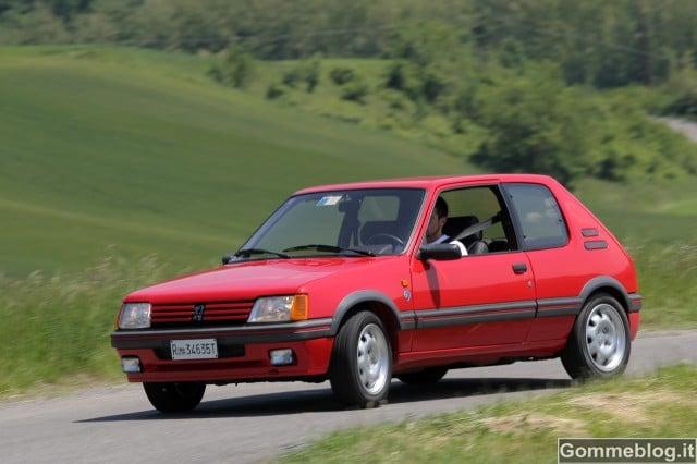 """Peugeot a """"Auto e Moto d'Epoca"""": dalla 205 T16 alla nuova 208 2"""