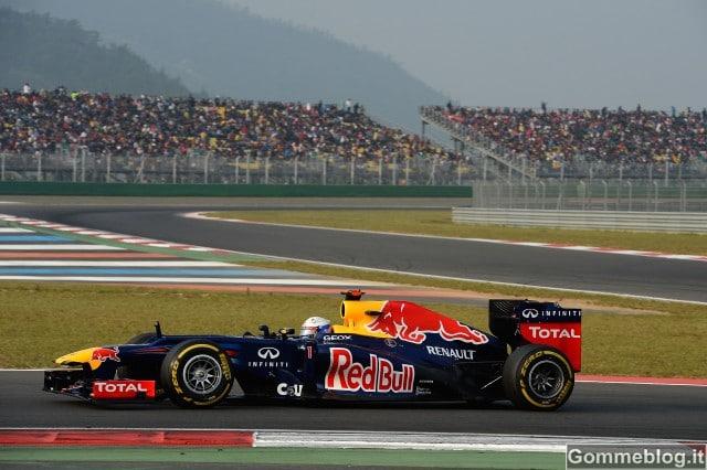 Formula 1 GP Corea: Vince Vettel grazie anche ad un'ottima strategia gomme