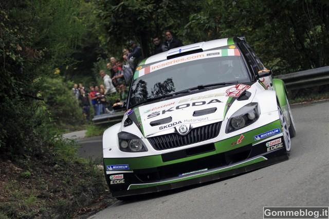 Rally IRC: per Skoda è il 3° Titolo Costruttori Consecutivo