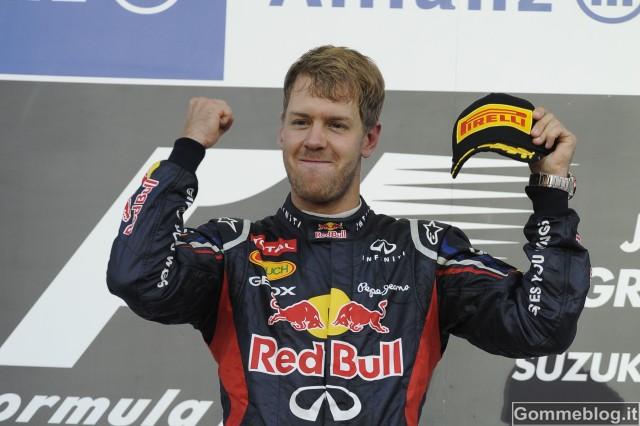 F1 Giappone: La tattica gomme scompiglia le carte a Suzuka, Campionato riaperto