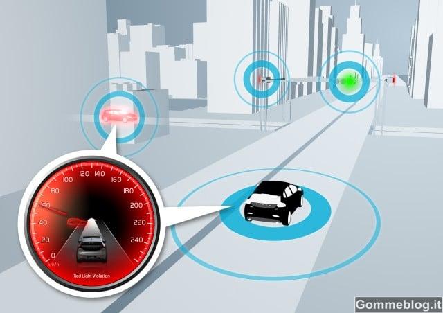 Volvo migliora la sicurezza con le Auto Comunicanti